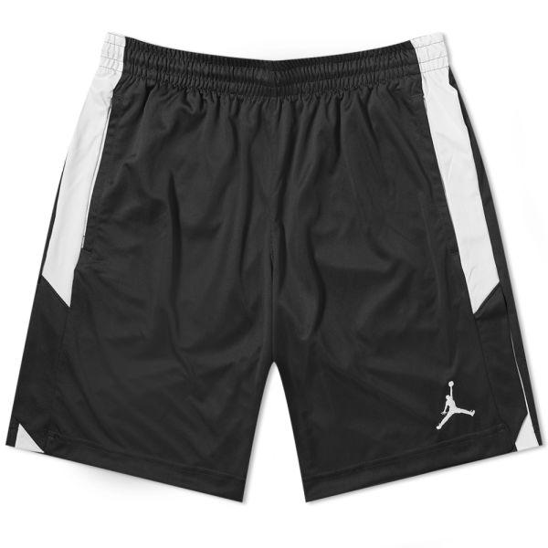 Air Jordan Basketball Short Black