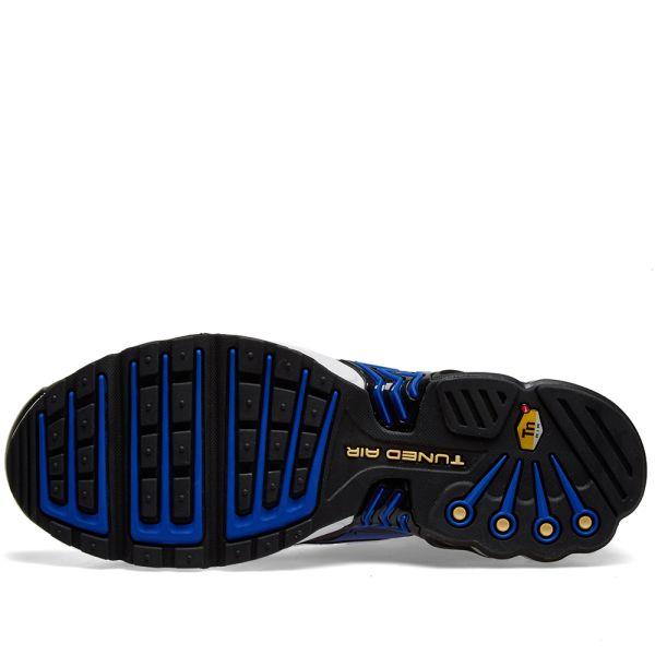 Nike Air Max Plus III Black, Hyper Blue