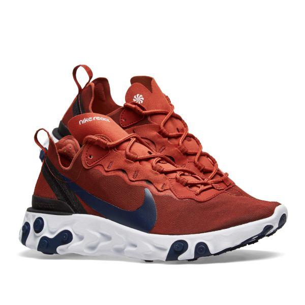 Nike React Element 55 Mars Stone
