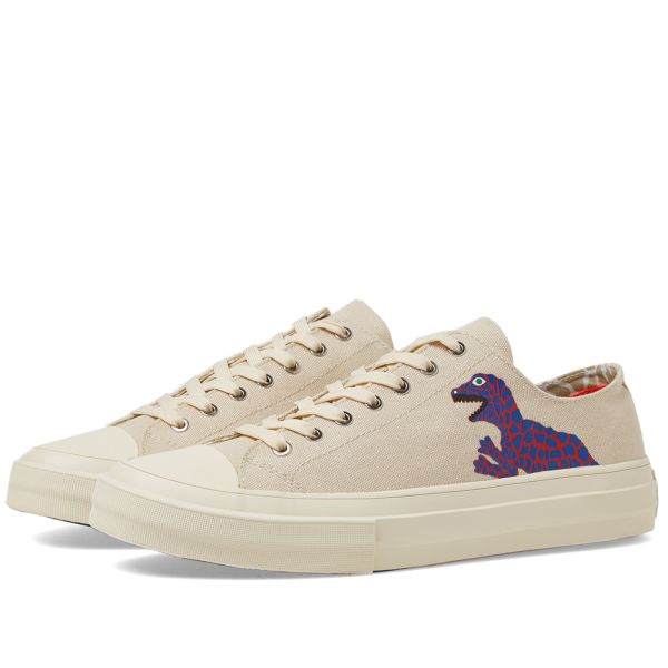 Paul Smith Dino Low Top Canvas Sneaker