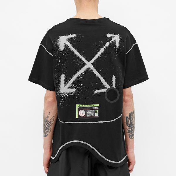 nike x off white t shirt