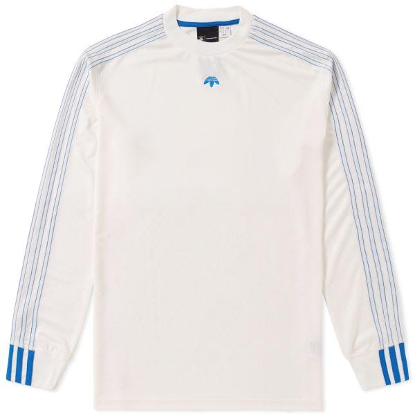 buy best get cheap super popular Adidas x Alexander Wang Long Sleeve Soccer Tee
