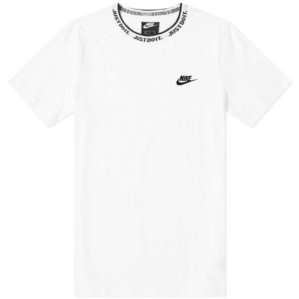 the nike tee just do it