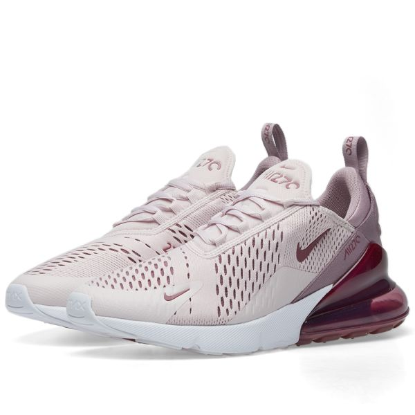air max 270 rose barely