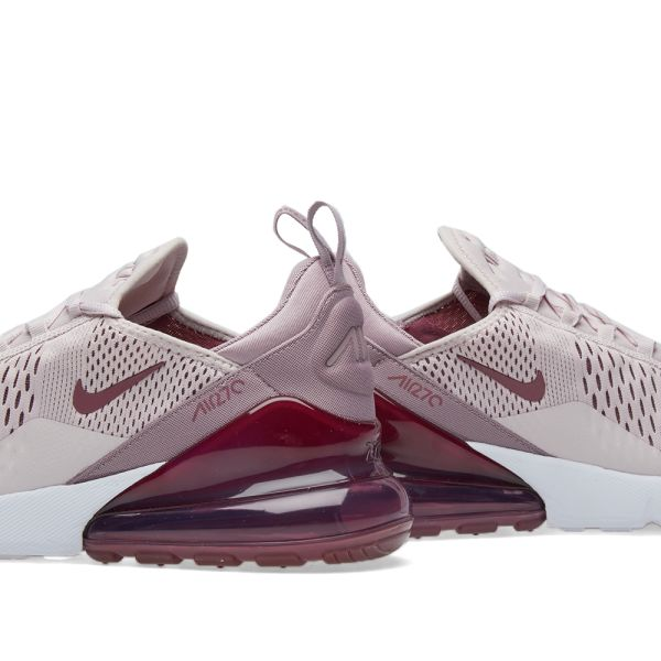 Nike Air Max 270 Barely RoseWine White Latest