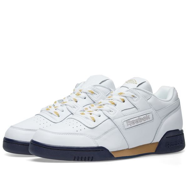 Limited EDT x Reebok Workout Plus Low Release Date
