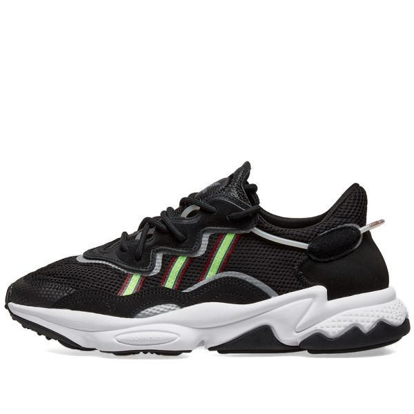 Adidas Ozweego Black, Green \u0026 Onix | END.