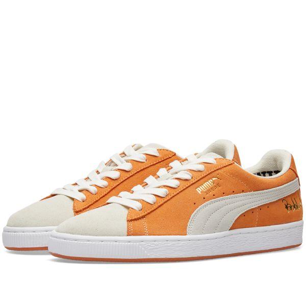 Puma x Bobbito Suede Classic Apricot