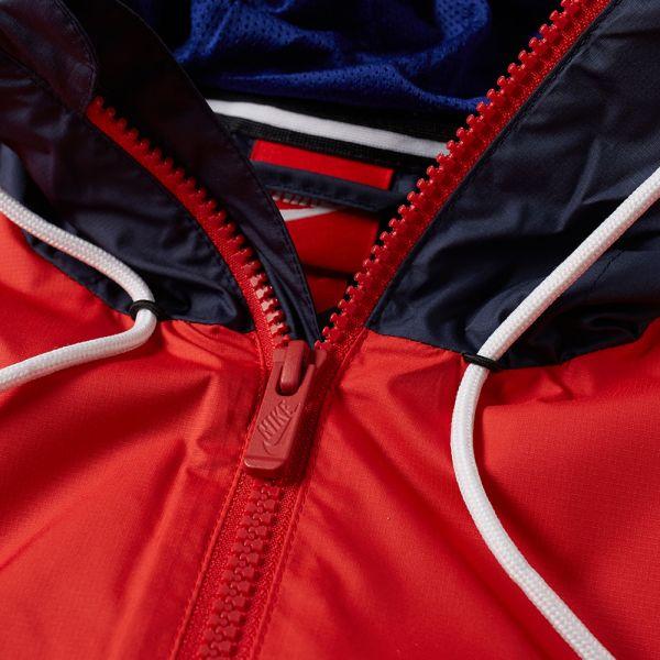 Nike Windrunner Jacket Obsidian \u0026