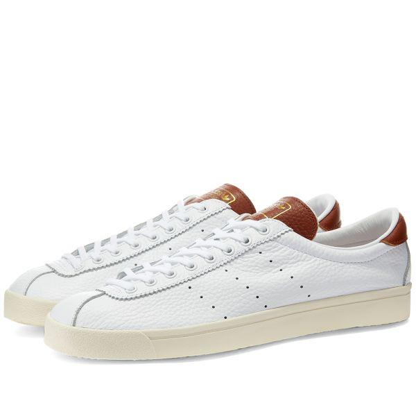 Adidas Lacombe White \u0026 Redwood | END.