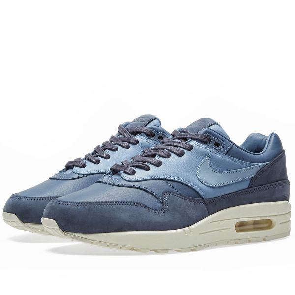 Nike NIKELAB Air Max 1 Pinnacle (Ocean Fog) 859554 400