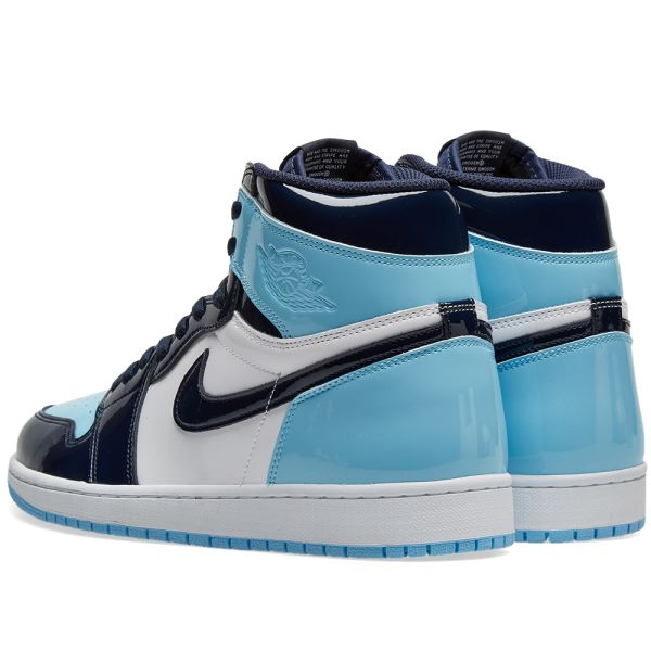 Air Jordan 1 Retro High Og W Obsidian Blue Chill White End