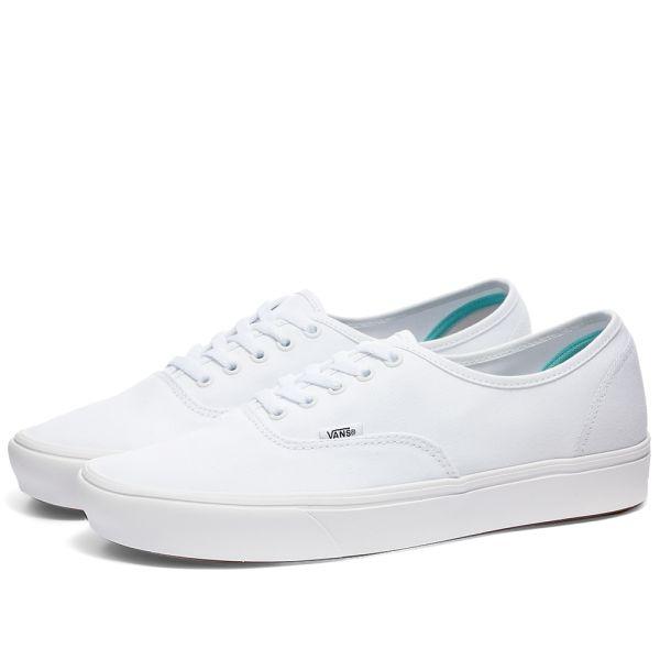 Vans UA ComfyCush Authentic True White