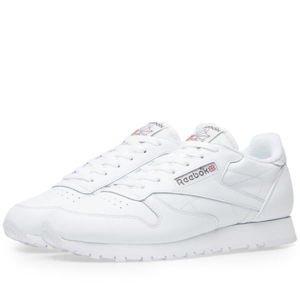 The Women's Reebok Classic Leather Receives A Tonal Finish