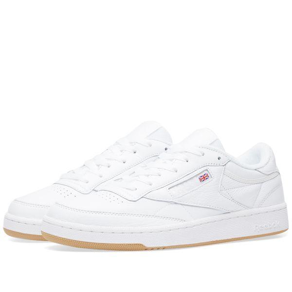Reebok Club C 85 Essential White