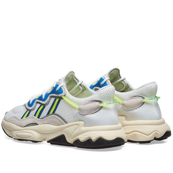 adidas ozweego white