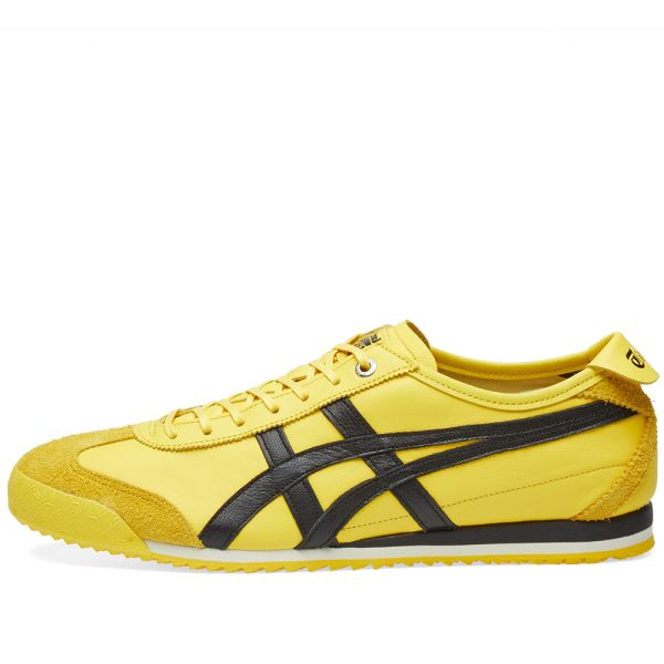 onitsuka tiger mexico 66 sd yellow black uk only no