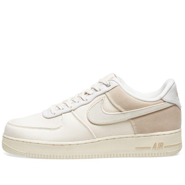 Nike Air Force 1 '07 Premium (Creme)