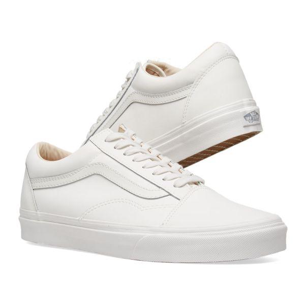 Vans Old Skool Vansbuck Blanc de Blanc