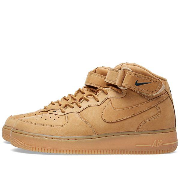 Nike Air Force 1 Mid '07 Premium QS 'Wheat'