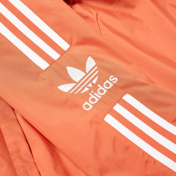 Adidas Lock Up Track Top Trace Scarlet