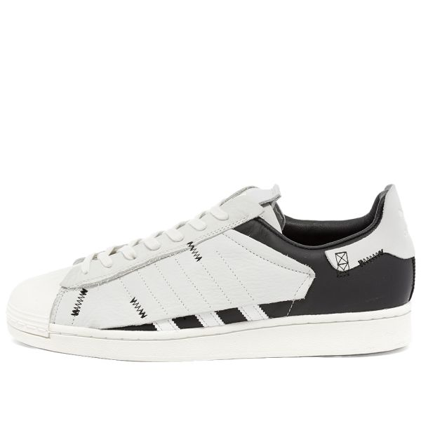 Adidas Superstar Reverse White, Core