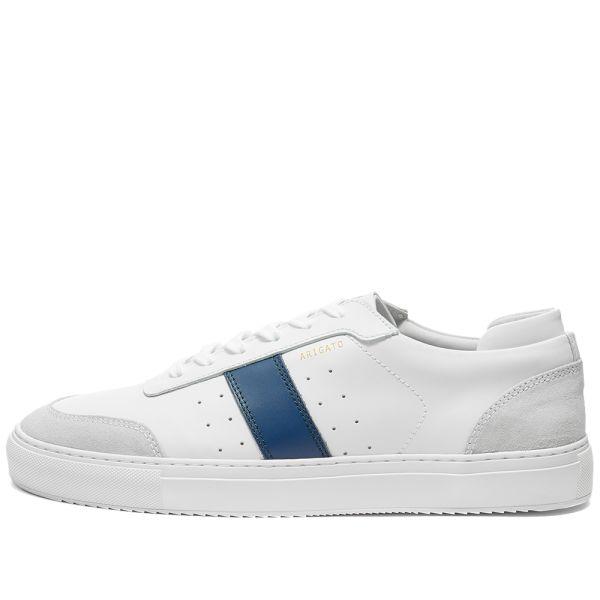 Axel Arigato Dunk Sneaker White \u0026 Blue