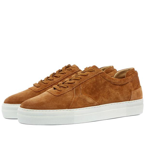 Axel Arigato Platform Sneaker Brown