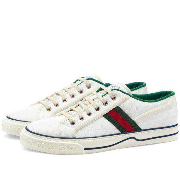 Gucci Tennis 1977 Sneaker White | END.