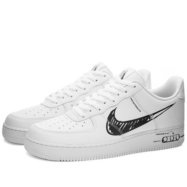 Nike Air Force 1 LV8 Utility White