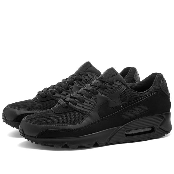 Nike Air Max 90 W Black \u0026 White | END.
