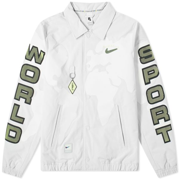 Bloquear cantante espiral  Nike x Pigalle NRG Jacket Vast Grey | END.
