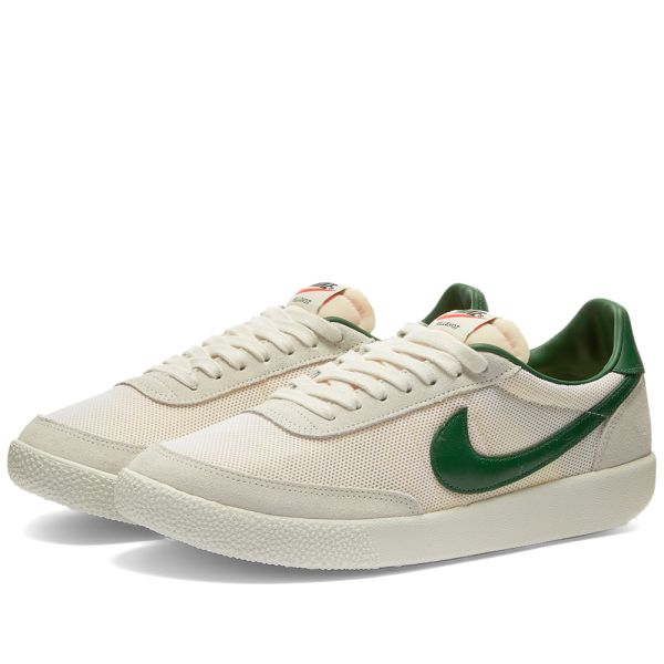 vistazo Escarpado Lanzamiento  Nike Killshot OG SP Sail & Gorge Green | END.