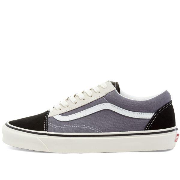 Vans UA Old Skool 36 DX OG Black, Grey