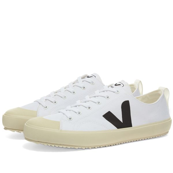 Veja Nova Low Canvas Sneaker White