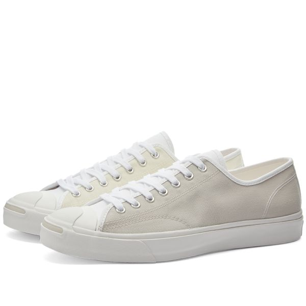 Converse Jack Purcell Ox Egret, Pale