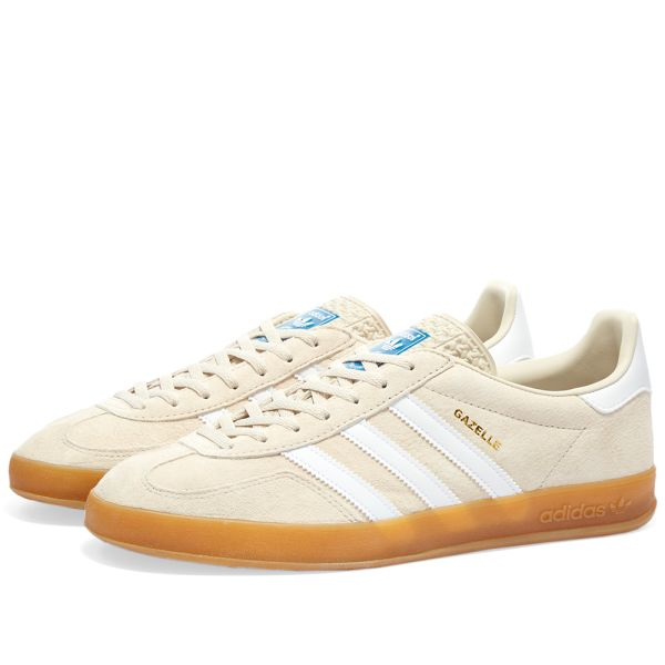 gazelle adidas beige