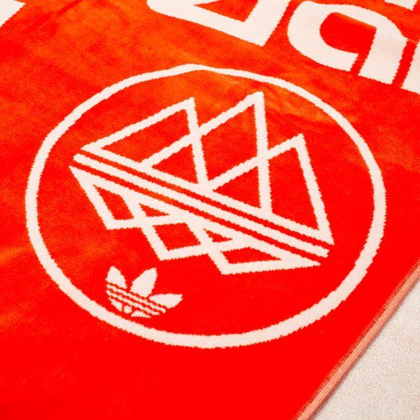 Adidas SPZL Towel Collegiate Orange