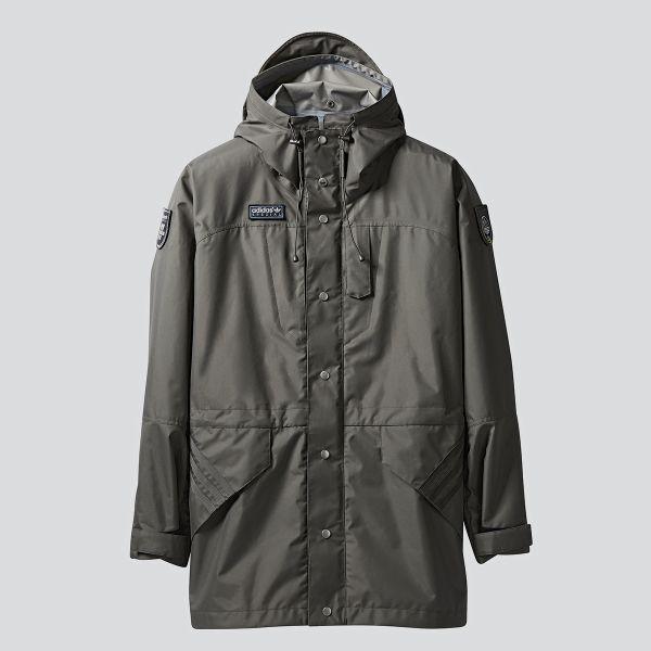 Adidas SPZL Horwich Anorak Utility Grey