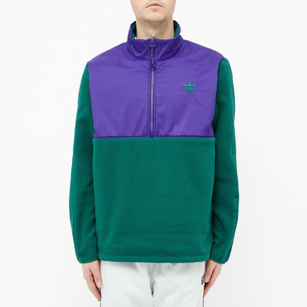 Adidas Winterised Half Zip Jacket