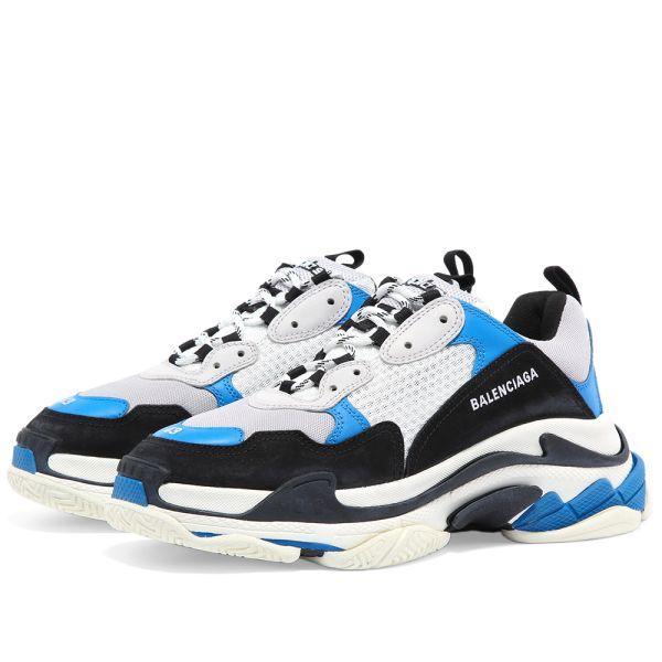 Balenciaga Triple S Sneaker White