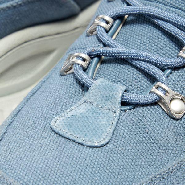 Eytys Angel Canvas Sneaker Blue Mirage