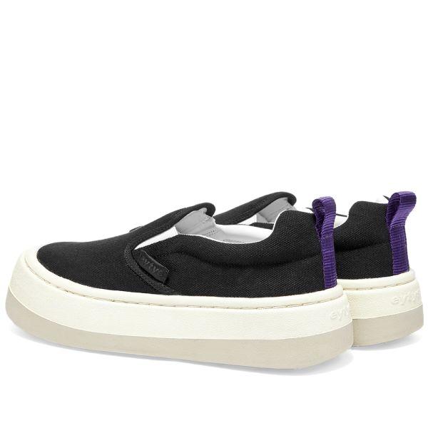 Eytys Venice Slip On Sneaker Black | END.