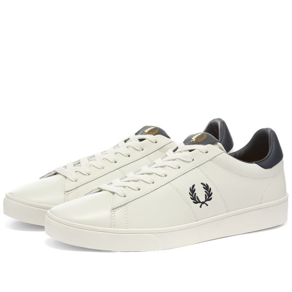 Fred Perry Authentic Spencer Leather