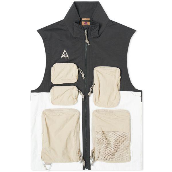 Nike Acg Vest Black String End