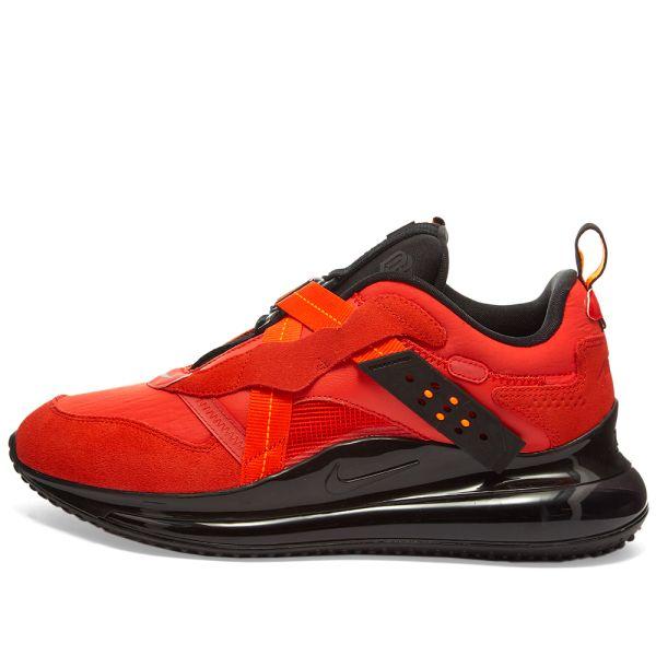 Estragos distorsionar obvio  Nike Air Max 720 OBJ Slip Team Orange & Black | END.