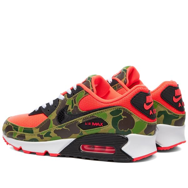 The Nike Air Max 90 Infrared Is