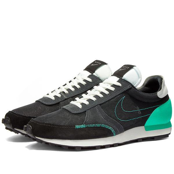 Nike Daybreak Type Black \u0026 Green | END.