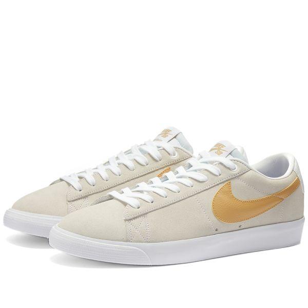 Nike SB Zoom Blazer Low GT White, Club