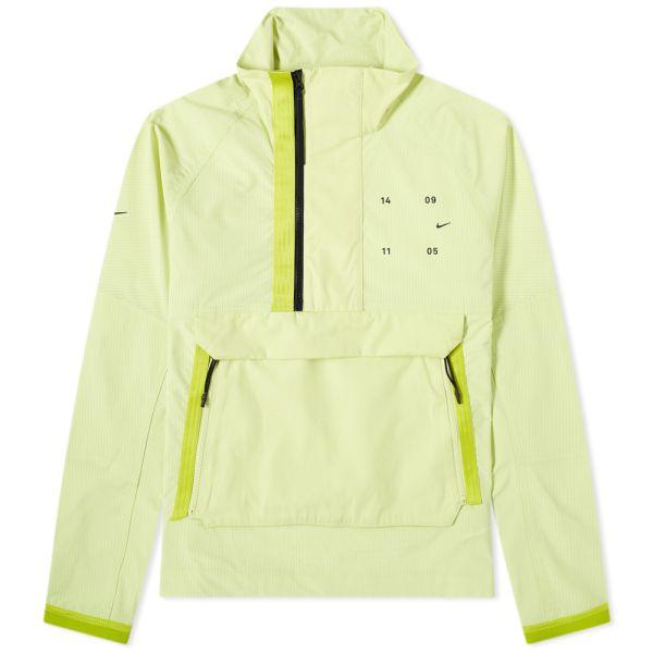 Nike Tech Woven Pocket Jacket Limelight